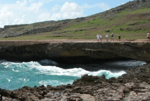 Natural Bridge - Aruba