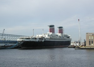 The SS United States - Now