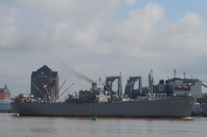 Contest Photo 4/24/13 - Liberty Ship S.S. John W. Brown