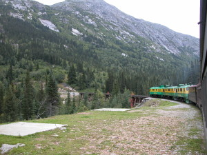 White Pass & Yukon Route Railroad - 2/15/15 Photo Contest