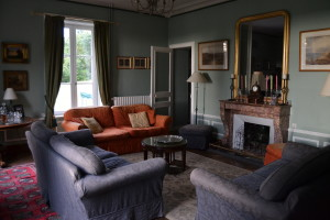 First B&B - sitting room
